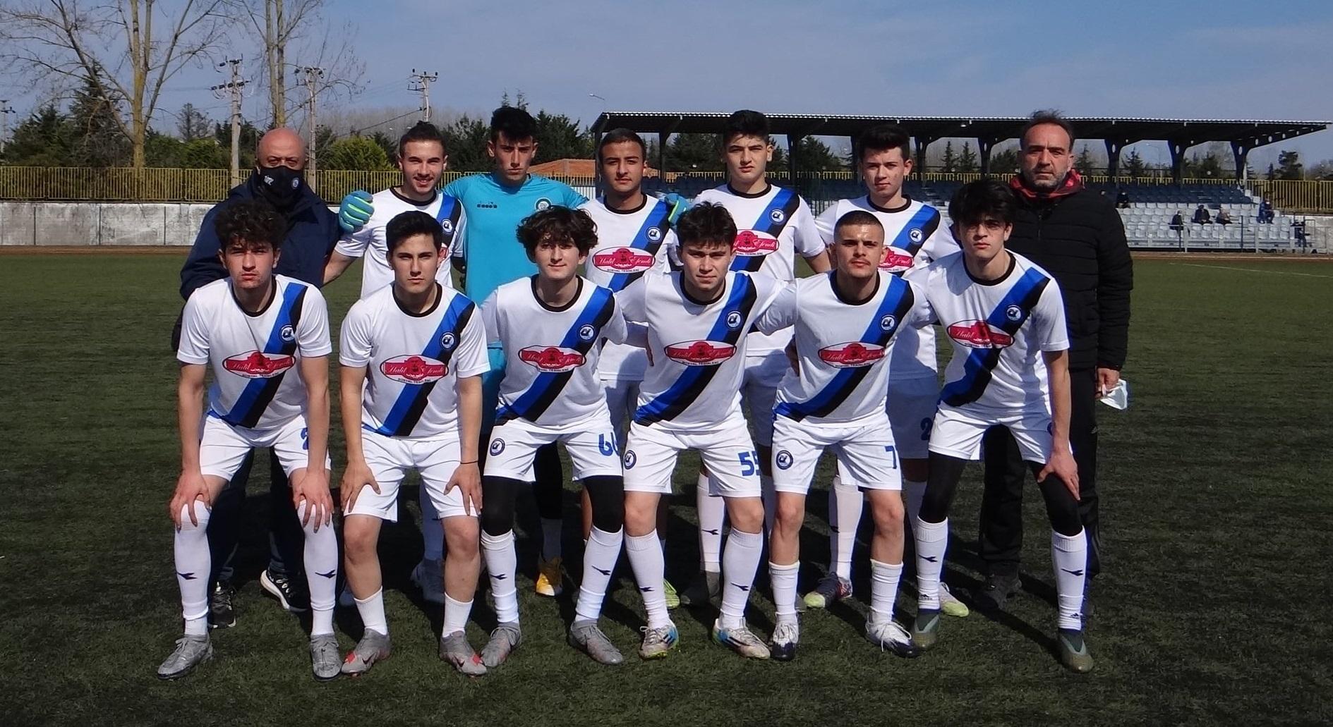 BAL Lig'i ekibi Evcispor ile hazırlık maçında karşı karşıya geldik! 2-2